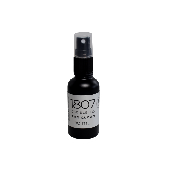 The Clean CBD Hand Cleaner