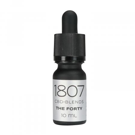 THE FORTY – 40% DE ACEITE DE CBD