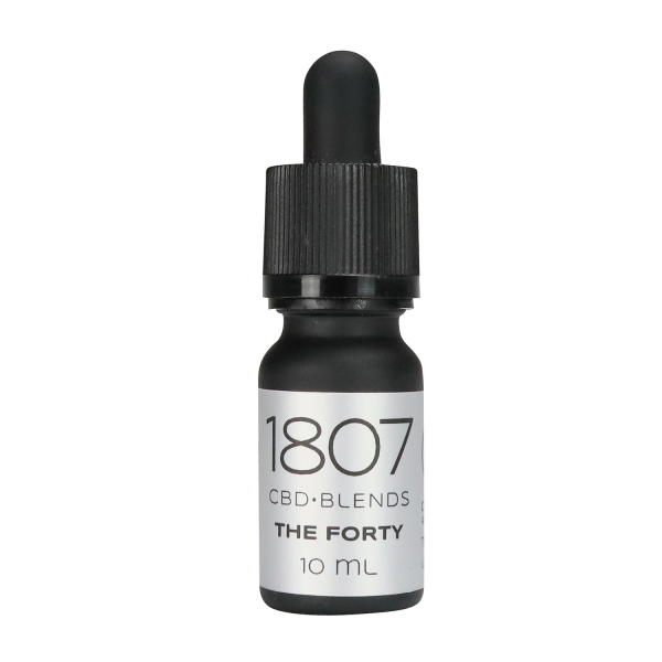 The Forty CBD Oil