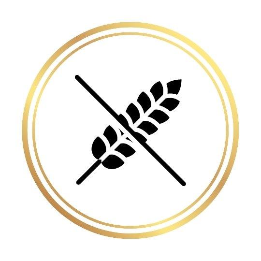 Negozio di olio di CBD senza glutine