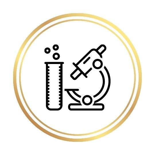 Olio di CBD testato in laboratorio